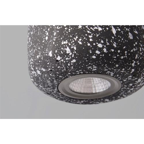 Лампа подвесная 30001 черный Loft 2020