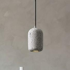 Лампа подвесная 30002 белый Loft 2020