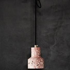 Лампа подвесная 30015 красный Loft 2020