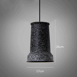 Лампа подвесная 30019 черный Loft 2020