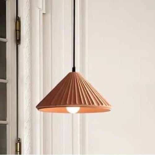 Лампа подвесная SHADE 25см 30006 оранжевый Loft 2020
