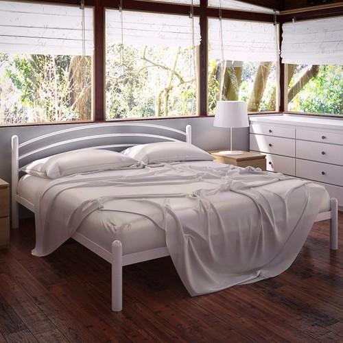 Кровать Маранта 180*190 см белый Tenero