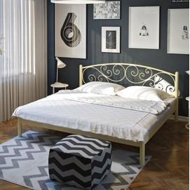 Кровать Лилия 180*190 см бежевый Tenero