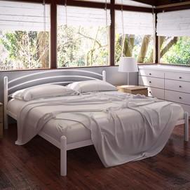 Кровать Маранта 120*200 см белый Tenero