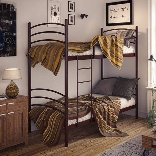 Кровать Маранта 80*190 см коричневый Tenero
