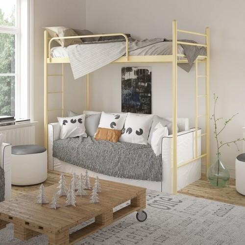 Кровать Эдельвейс Чердак 80*190 см бежевый Tenero