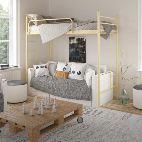 Кровать Эдельвейс Чердак 90*200 см бежевый Tenero