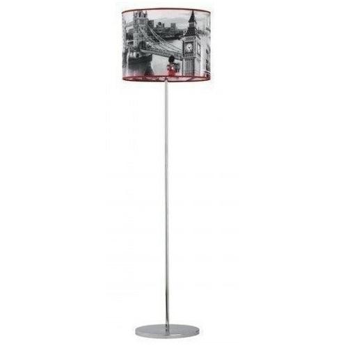 Лампа напольная 20829 BRYTANIC серый Alfa
