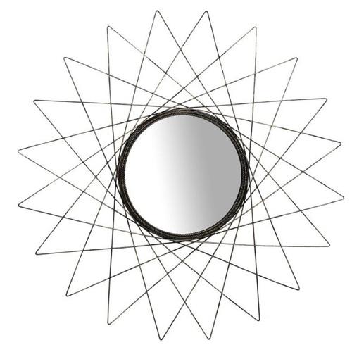 Зеркало Soprano 110 EOSV5 черный Kayoom