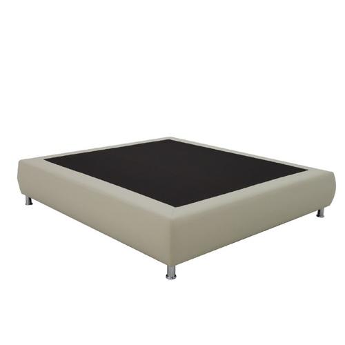 Кровать Подиум 70*190(200см) серый Capitone