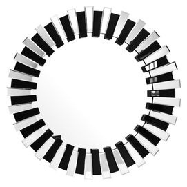 Зеркало Apollon 2267-01 черный Kayoom