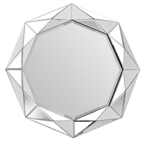 Зеркало Herakles 1004-01 серебро Kayoom