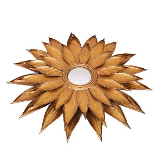 Зеркало Lidia 2257-01 золото Kayoom