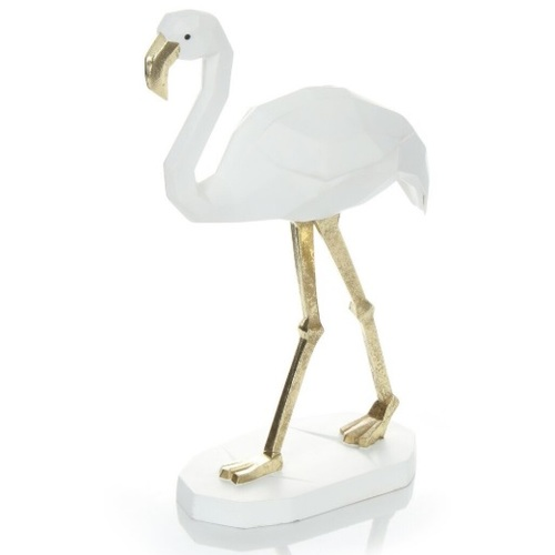 Статуэтка Flamingo 1109-01 белый Kayoom