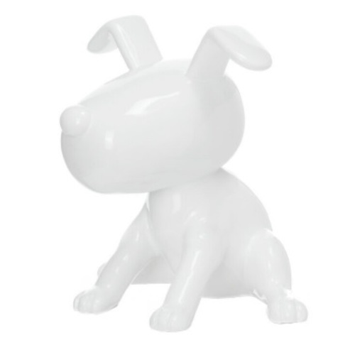 Статуэтка Beagle 1101-01 белый Kayoom