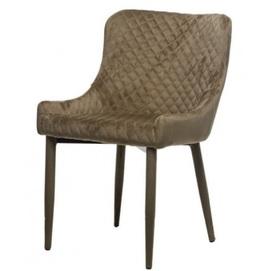 Кресло Chicago коричневый велюр Kordo