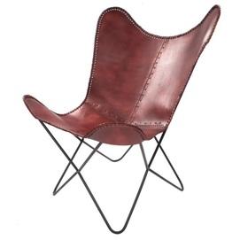 Кресло-бабочка Juan 321 M91TW коричневый Kayoom