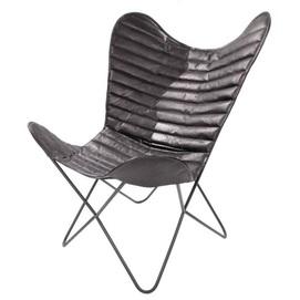 Кресло бабочка Santiago 325 1CCUU черный Kayoom