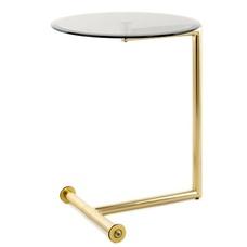 Стол приставной Luciana 160 UQXTE золото Kayoom