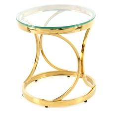 Стол кофейный Weyda 125 ARW39-GLD золото Kayoom
