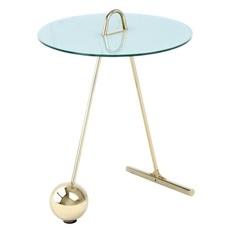 Стол кофейный Pendulum 525 7QGB3 белый Kayoom