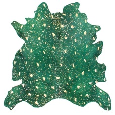 Шкура Glam 110 2PXJI-135-165см зеленый Kayoom