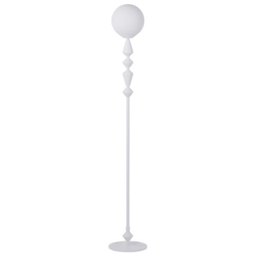 Торшер Dome Solo 16534-6 белый Pikart 2020