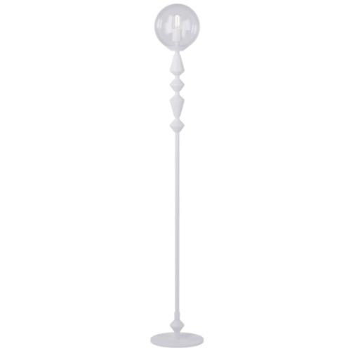 Торшер Dome Solo 16534-1 белый Pikart 2020