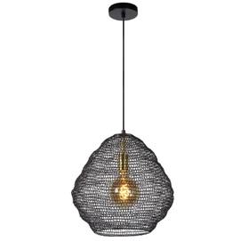 Лампа подвесная 03423/38/30 SAAR черный Lucide 2020