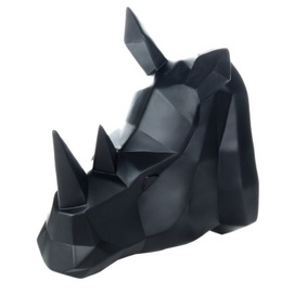 Голова Носорога Rhino OZPWS черный Kayoom