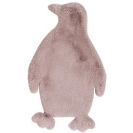 Ковер Пингвин Lovely Kids SU89S-52-90см розовый Kayoom