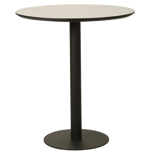 Стол барный BT-01 серый бетон Verde 2020