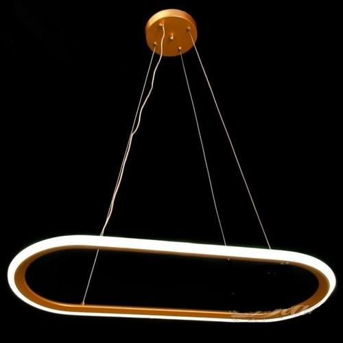 Люстра LED 5292G золото Diasha