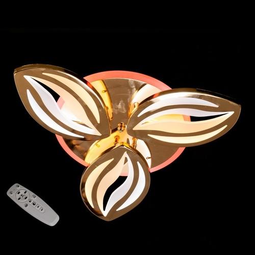Люстра 8092/3G LED золото Diasha