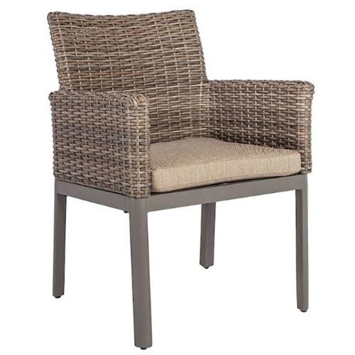 Кресло ADMIRAL 40046 серый Garden4You 2020