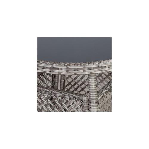 Комплект MARBELLA 20553 серый Garden4You 2020