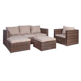 Комплект KANSAS 20551 коричневый Garden4You 2020