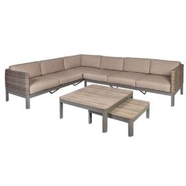 Комплект ADMIRAL 40043 серый Garden4You 2020