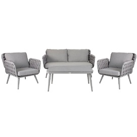 Комплект ASCONA 21176 серый Garden4You 2020