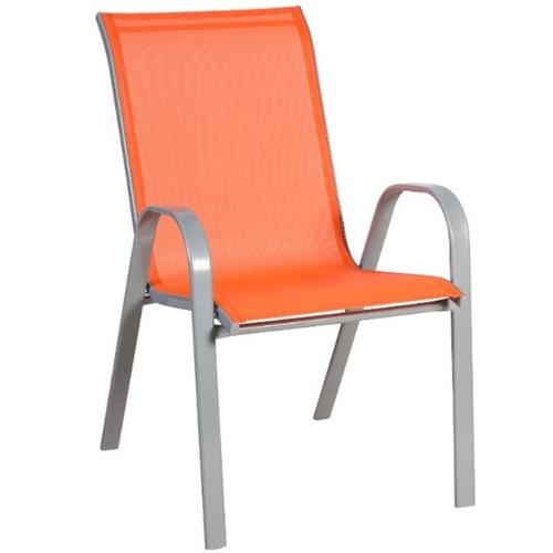 Стул DUBLIN 11922 оранжевый Garden4You 2020