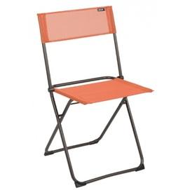 Стул BALCONY 26007226 оранжевый Lafuma