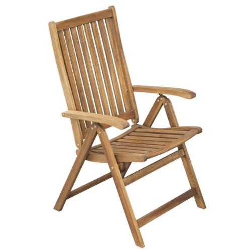 Кресло складное FDZN4001 бежевый Fieldmann