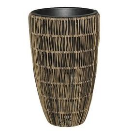 Кашпо Wicker Fitrit 38006 серо-коричневый Garden4You 2020