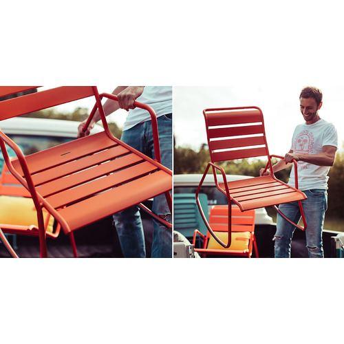 Кресло качалка Monceau 480644 фиолетовый Fermob