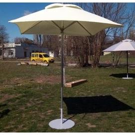 Зонт алюминиевый Майями 2х2 м кремовый OUTDOOR
