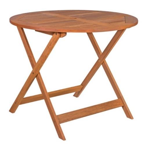 Стол обеденный Woody 13281 коричневый Garden4You