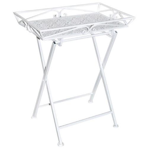 Стол обеденный Greta 83899 белый Garden4You