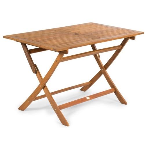 Стол обеденный Robinia FDZN4011 коричневый Fieldmann