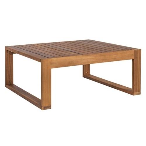 Стол журнальный Alpinia 12568 коричневый Garden4You