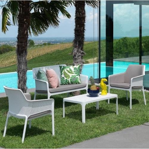 Комплект Net Bench Relax Bianco k40338.00.000 белый Nardi
